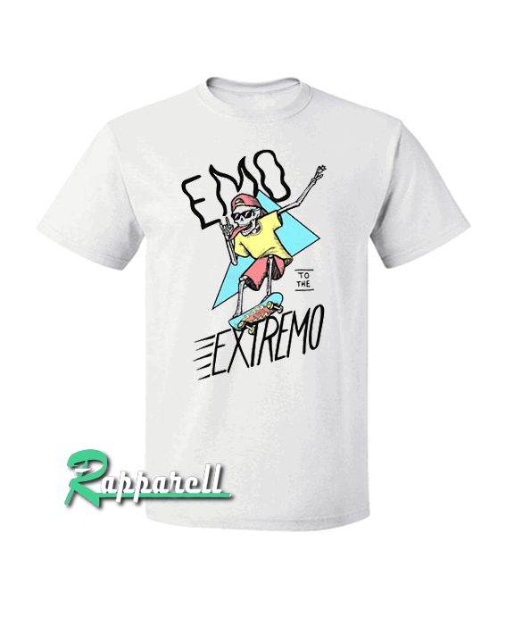 969c55e3 Emo To The Extremo Tshirt | Tshirt | T shirt, Tee shirts, Fashion