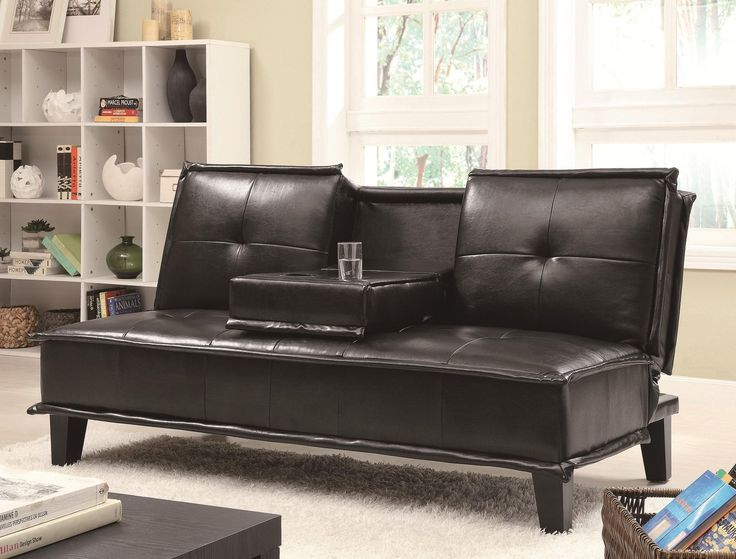 25+ Best Ideas About Black Leather Sofas On Pinterest | Black
