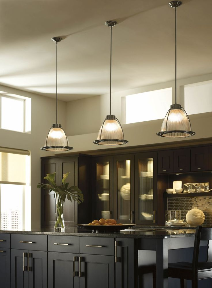 Focus Pendant Lights On A Specific Work Area, Such As Over A Sink Or Island