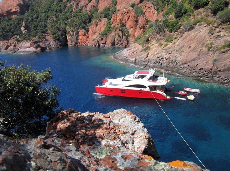 ABUELO in Corsica