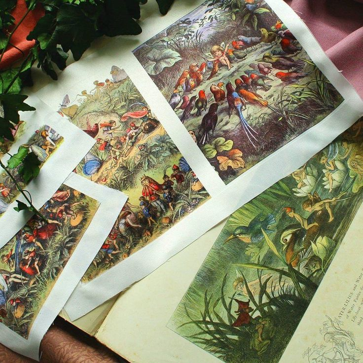 Work in progress on some fantastically detailed prints on satin based on paintings by 'Golden Age' fairy artist Richard Doyle. These are going to make the most lovely bags. #fairytale #babastudio #tarotcommunity #tarotbag #tarotbags #tarotpouch #richarddoyle #goldenage #Victorianromantic #bababarock