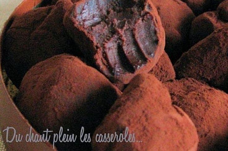 Truffes au chocolat : la meilleure recette