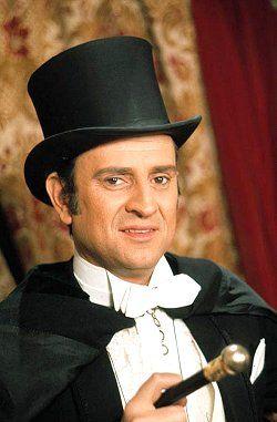 """Décès de Georges Descrières, inoubliable """"Arsène Lupin""""..."""
