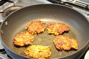 Indian pumpkin fritters, #indian, #pumpkin, #fritters, #glutenfree