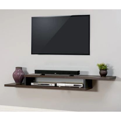 Martin Furniture Ascend Wall Mounted TV Shelf - TV Stands at Hayneedle