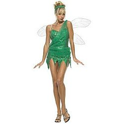 Leg Avenue Women's Sexy Sequined Sprite Costume | Overstock.com Shopping - Big Discounts on Leg Avenue Costumes