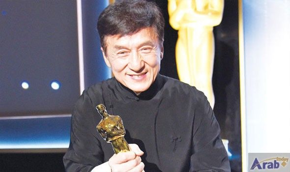200 films later, Jackie Chan 'finally' wins…