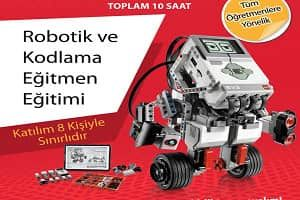 Robotik ve Kodlama Eğitmen Eğitimi
