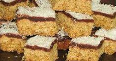 Chocolate and Coconut Weetabix Slice
