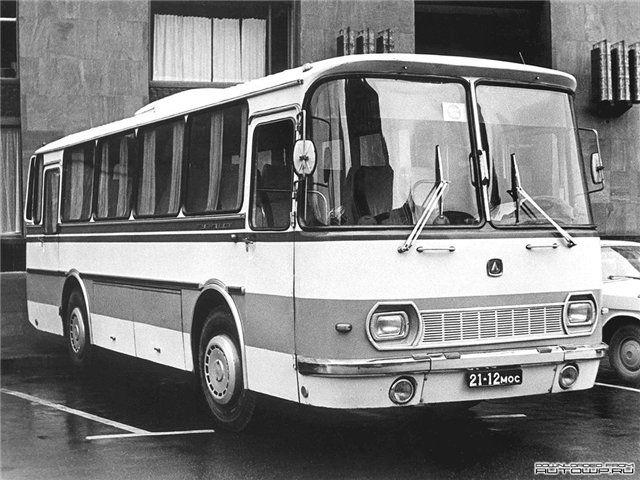 "ЛАЗ-697Н ""Турист"" (1978 год) | GM-Клуб :: Просмотр темы - Автоэкзотика"