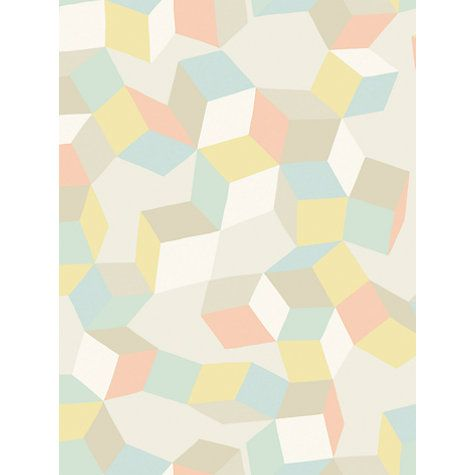 Buy Cole & Son Puzzle Wallpaper Online at johnlewis.com