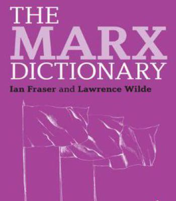 The Marx Dictionary (Bloomsbury Philosophy Dictionaries) PDF