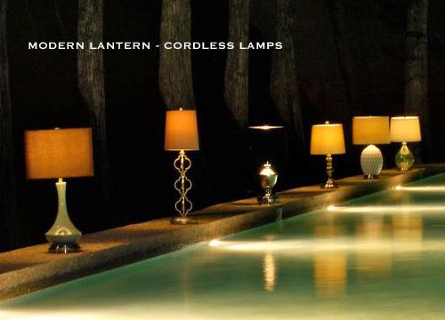 Beautiful Cordless Lamps By Modern Lantern Perfect For Outdoor Parties Im Giving