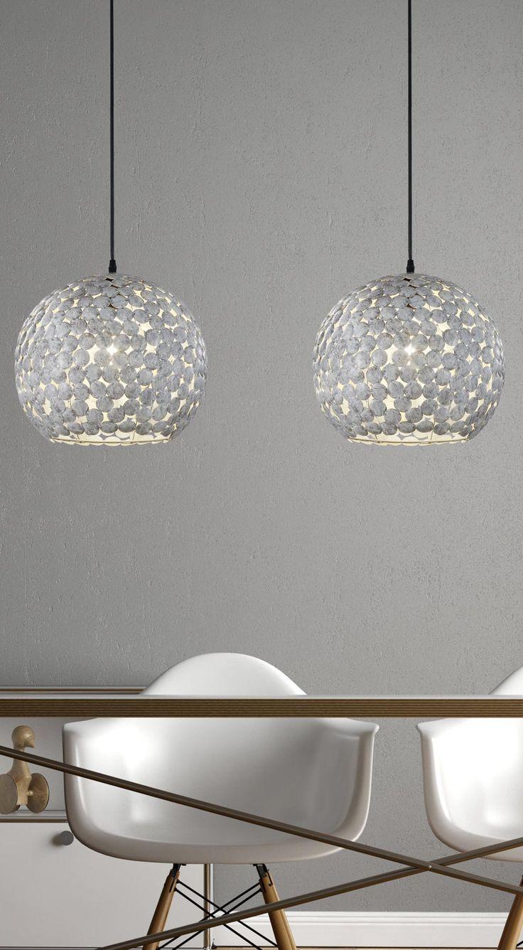 die besten 20 pendelleuchte kugel ideen auf pinterest lampe kugel glaskugel lampe und glaskugel. Black Bedroom Furniture Sets. Home Design Ideas