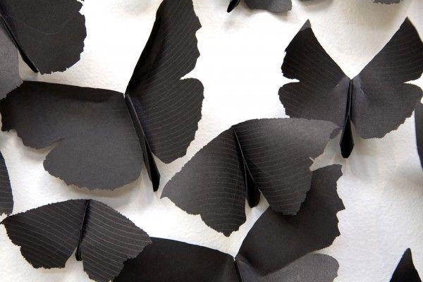 Carlos Amorales Black Cloud Installation | Trendland: Fashion Blog & Trend Magazine