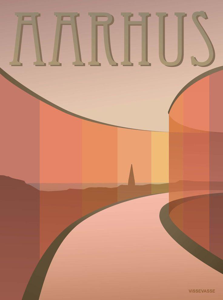 AARHUS - Aros På toppen af ARoS finder du den smukkeste regnbue. Træd ind i Olafur Eliasson's fantastiske cirkel, hvor alle spektrets farver er repræsenteret. Nyd den storslåede udsigt over smilets by, Aarhus, og tillad dig selv at få kilden i maven, mens du kigger gennem de farvede glas og bestemmer dig for, om din dag skal være blålig, gullig eller rødlig