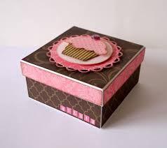 caja para pasteles bonitas - Buscar con Google