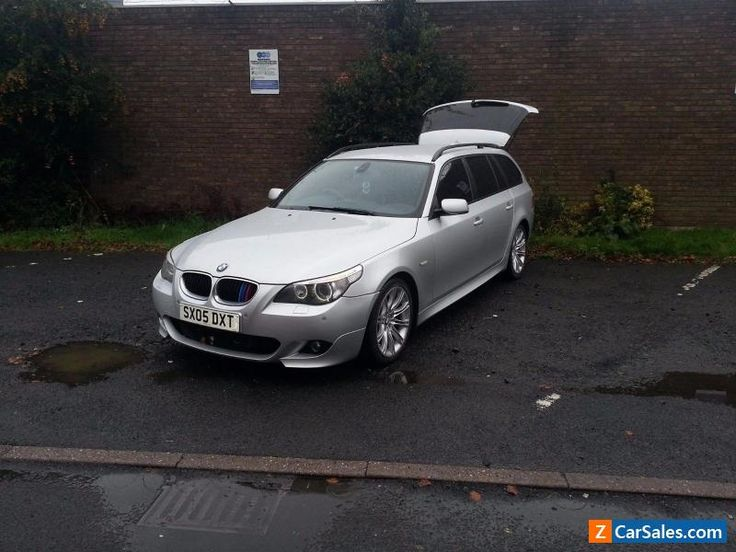 BMW 530d M Sport Tourning E61 Not E60 E39 #bmw #530 #forsale #unitedkingdom