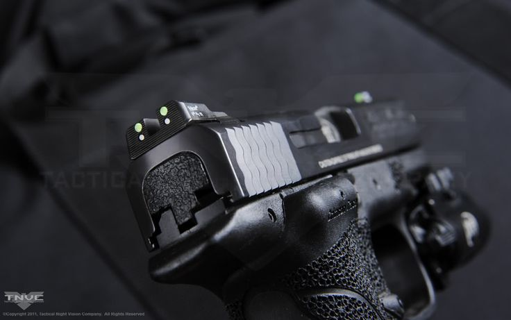VTAC Viking Sights for Smith & Wesson M&P Pistols - AR15.COM