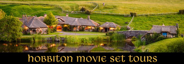 Hobbiton Movie Set & Farm Tours, Matamata, New Zealand - where Lord of the Rings was filmed. Green Dragon Inn pictured, The Green Dragon featured in The Lord of the Rings film trilogy as the local meeting place for all the residents of Hobbiton.