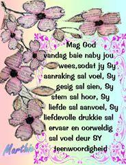 My gebed vir elkeen...<3