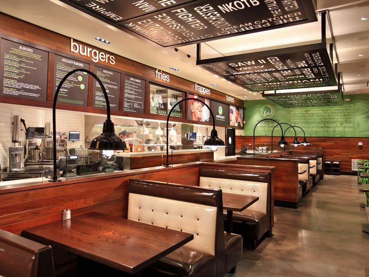 Wahlburgers Mark WahlbergRestaurant InteriorsStore