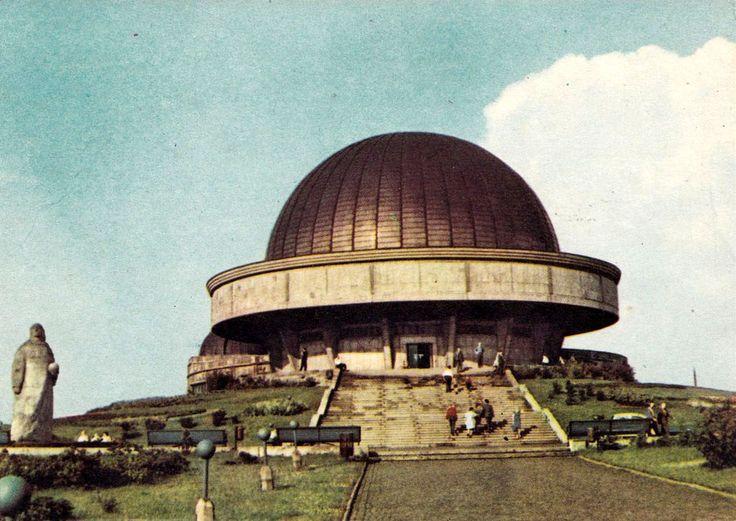 The Planetarium, Katowice