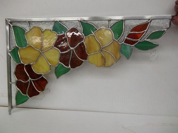 17 best images about coin de fen tre on pinterest coins for Decoration fenetre vitrail