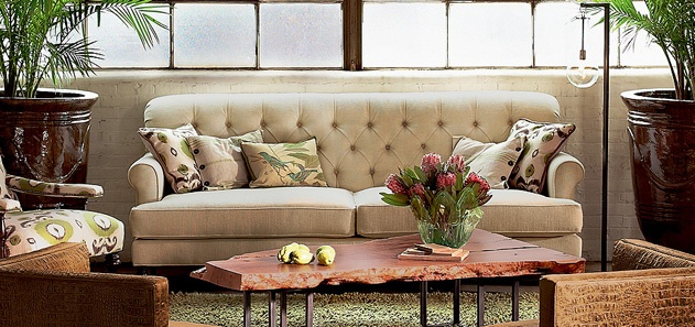 I need a tufted couch dream living room pinterest for Cabothouse com