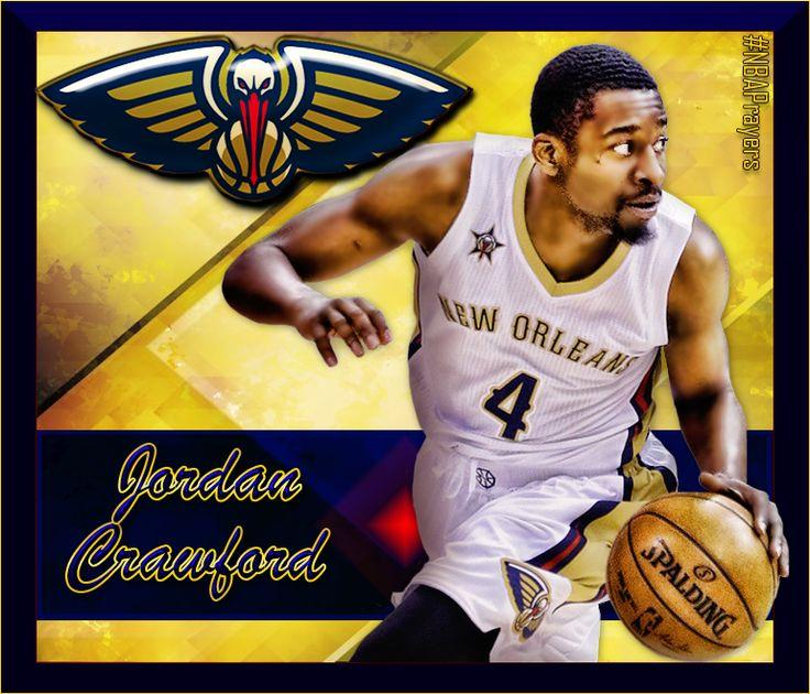 NBA Player Edit - Jordan Crawford