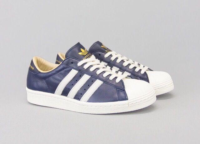 #adidas Superstar 80s x #ShawnStussy #sneakers