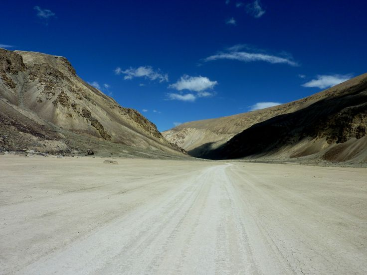 Near Bulunkul (the middle of nowhere) Pamir Highway. Elevation about 4000m