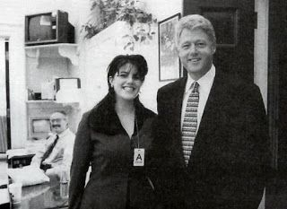 The Digibandit: Monica Lewinsky says she would die before Blowing ...