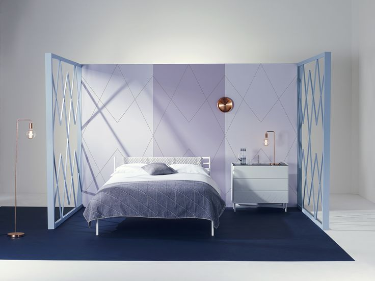 Dodie Bedroom Furniture range at Heal's. The Dodie range was inspired by a bespoke suite of furniture designed by Ambrose Heal in 1932 for the author Dodie Smith - a former Heal's employee best known for writing The Hundred and One Dalmatians. #GrandDesignsHeals