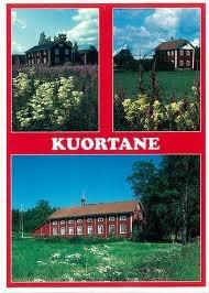 Kuortane, South Ostrobothnia province of Western Finland. - Etelä-Pohjanmaa.
