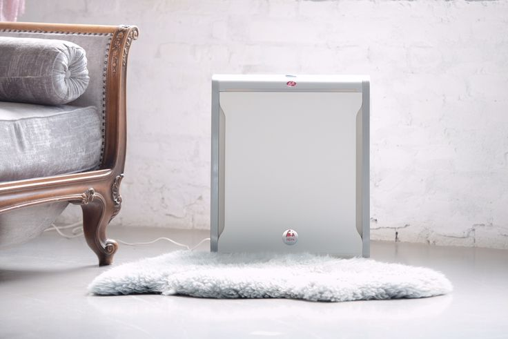 Improve indoor air quality with Lux Aeroguard 4S air purifier. Minimalist design.