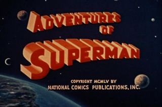 Adventures of Superman is an American television series based on comic book characters and concepts created in 1938 by Jerry Siegel and Joe Shuster. The show is the first television series to feature Superman and began filming in 1951 in California. Sponsored by cereal manufacturer Kellogg's, the syndicated show's first, and last, air dates are disputed but generally accepted as September 19, 1952 and April 28, 1958.