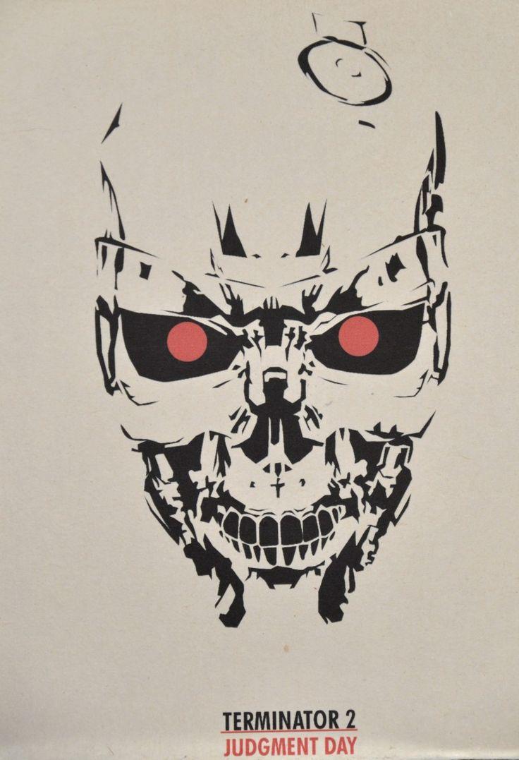 Постер к фильму Терминатор 2: Судный день :: Интернет-магазин дизайнерских постеров