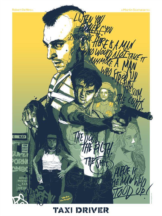 Posters de Cine reinterpretados por Grzegorz Domaradzki | Undermatic