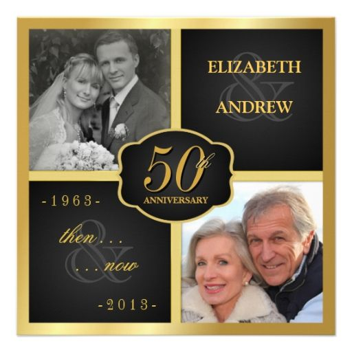 645 best 40th anniversary party invitations images on pinterest elegant 50th anniversary party vow renewal invitation stopboris Gallery
