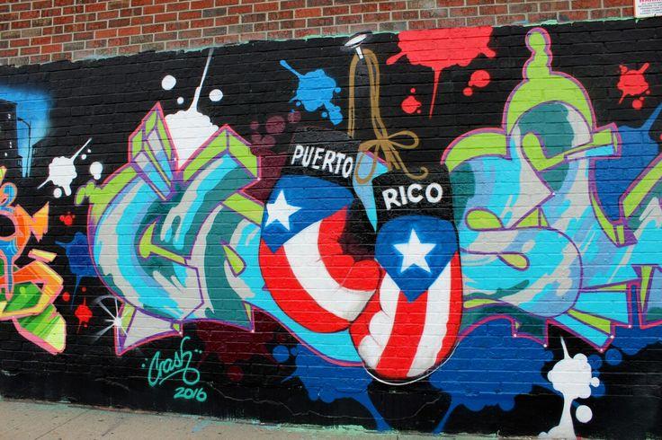 Street art NYC Bushwick