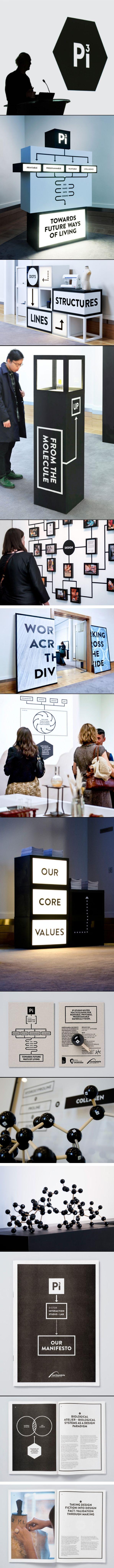 P3i - Northumbria University's design research initiative | Magpie Studio