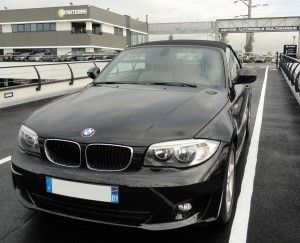 BMW Serie 1 Cabriolet 120d Luxe 177ch