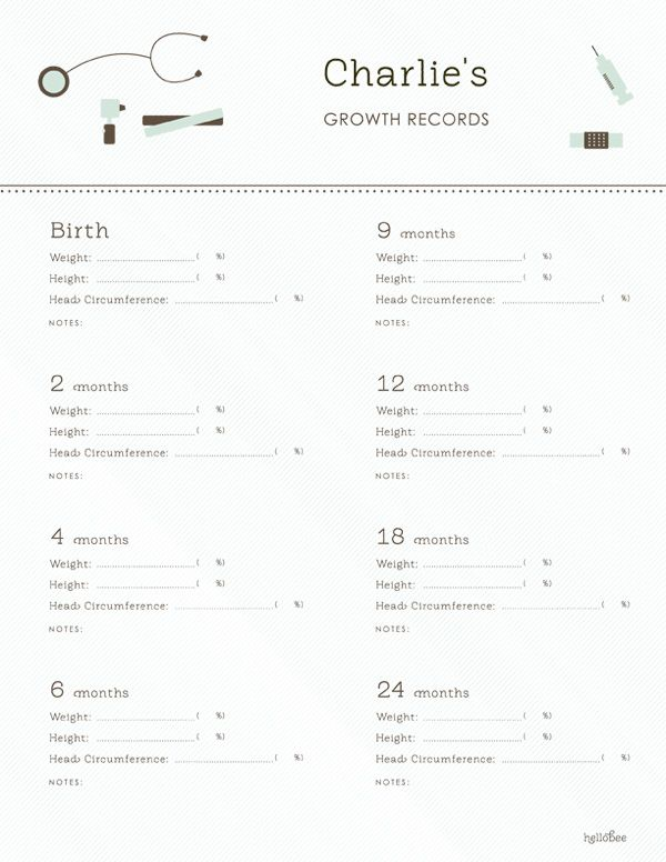 The 25+ best Growth chart for babies ideas on Pinterest Baby - weight chart for boy