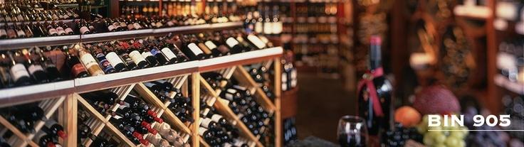 Bin 905 Wine and Spirits on Alberta Winestein