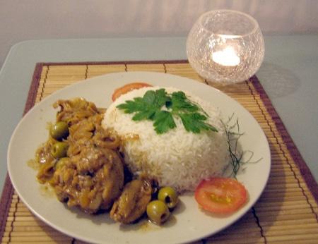 Senegalese chicken yassa | International cooking | Pinterest