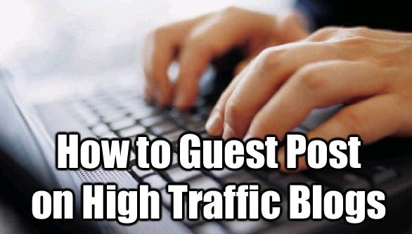Guest posting is one of the most important tool in any blogger's arsenal. Learning how to guest blog on well established and high traffic blogs can be hard. This article will show you the steps you need to take to get your articles posted on the best blogs out there.