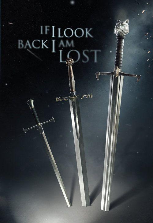 Game of Thrones Posters by Sasha Vinogradova