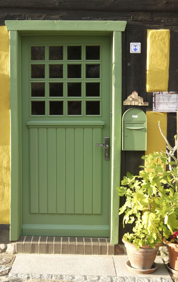 Haustüren Berlin - Hauseingangstüren aus Holz