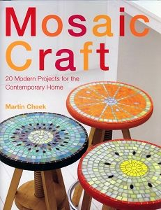 Mosaic Craft // can use fruit patterns for stepping stones